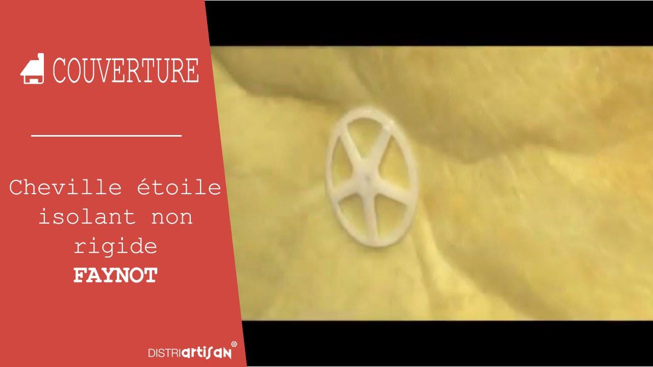 Cheville toile plastique diam 8mm pour fixation d - Fixation laine de verre ...
