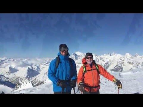 Europe 2016 Heli-ski Tour