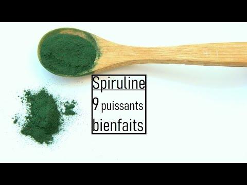 Spiruline 500 Mg : Réductions - Plantes - Indications |  Quels sont les bénéfices