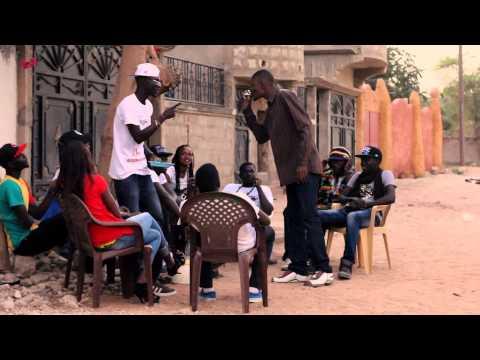 Senegal let's do it-akhlou Brick Paradise Clip official 2013