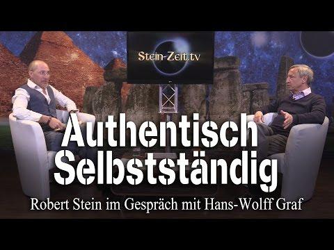 Authentisch Selbstständig - Hans-Wolff Graf bei SteinZeit