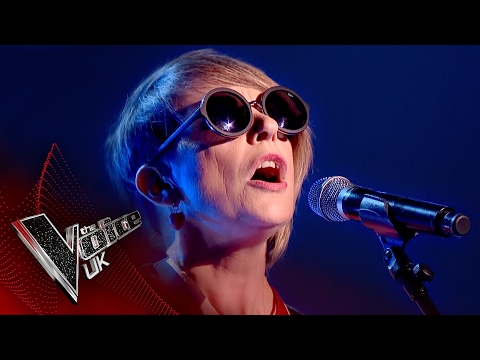 Linda Jennings performs 'The Long and Winding Road': Blind Auditions 7 | The Voice UK 2017