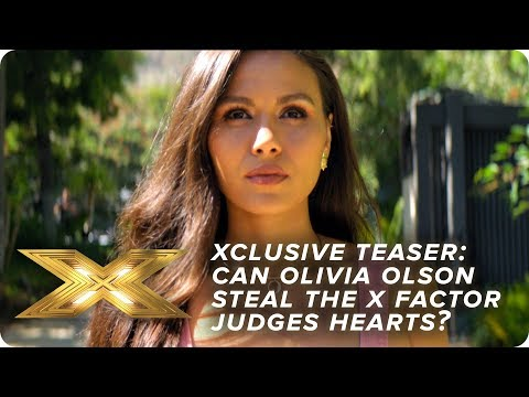 XCLUSIVE TEASER: Can Olivia Olson steal the X Factor Judges' hearts? | X Factor: Celebrity