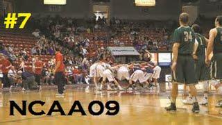 NCAA Basketball 09   Dynasty Mode   End Of Season 1