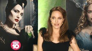 Exclusive: Angelina Jolie Talks