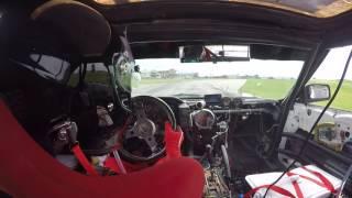 24 Hours of LeMons 2016 July Autobahn 7/23/2016 Team Seriouz (Dickens)