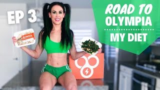 What I Eat in a Day | Road to the Olympia