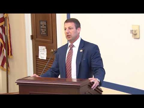 Markwayne Mullin - Congressional Briefing: Opioids and Men in the Work Place