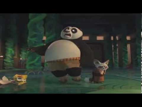"Kung Fu Panda clip from ""Pass the Popcorn"" study"