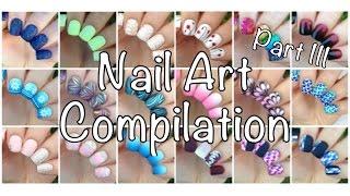 nail art compilation part 3 c