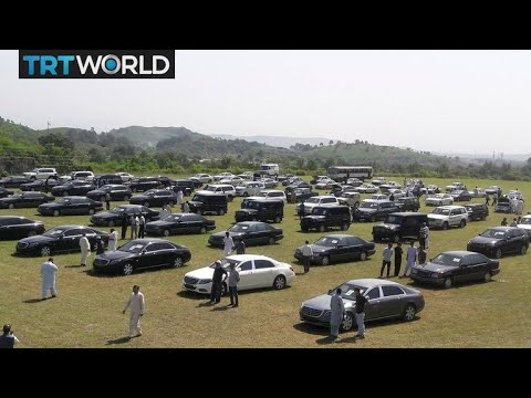 Pakistan auctions former prime minister's vehicles | Money T