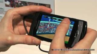 Samsung Wave - game expirience