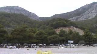 Antalya Topçam Sahilleri Ve Sıçan Adası - Antalya Topçam Coast And Rat Island