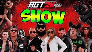 AGT - WWE 2K20 | ИНТЕРАКТИВ СО ЗРИТЕЛЯМИ (UNIVERSE MODE) - AGT SHOW (#25) СИДИМ ДОМА - ЗАПИСЬ СТРИМА