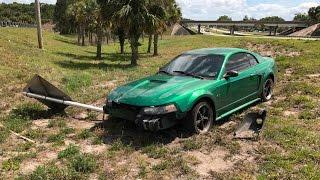 Crashed the Project Mustang: Turdzilla