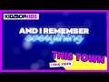 KIDZ BOP Kids - This Town (Official Lyric Video) [KIDZ BOP 34] #ReadAlong