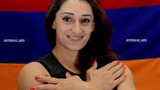Making of «Road to Rio» Weightlifter Nazik Avdalyan