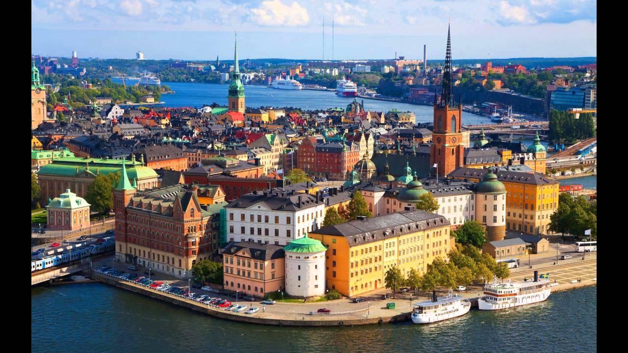 Préférence Suède beaux paysages - hôtels hébergement voyage voile - YouTube AP19