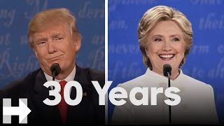 30 years of experience | Hillary Clinton