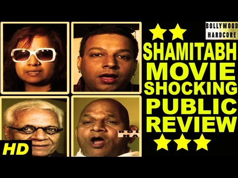 SHAMITABH | Full Movie Review By Public | First Day First Show Public Talk