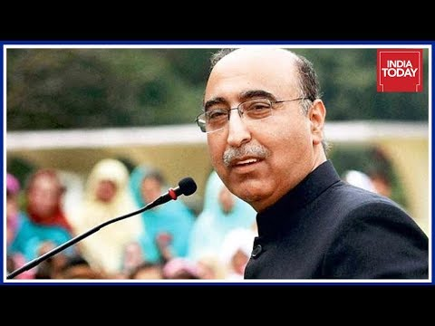 Pak High Commissioner, Abdul Basit Exclusive Interview To India Today