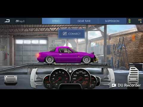 Drag Racing: Streets 1000bhp+ Evo & 250hp MX5. Android/iOS