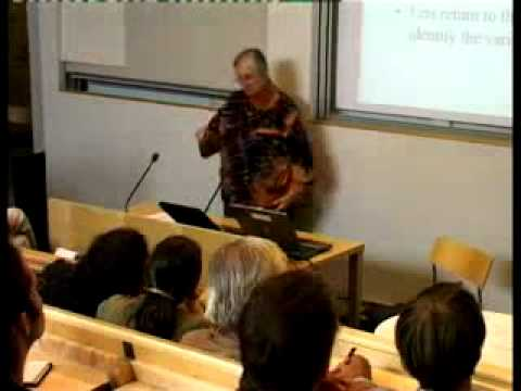 Elinor Ostrom on resilient social-ecological systems