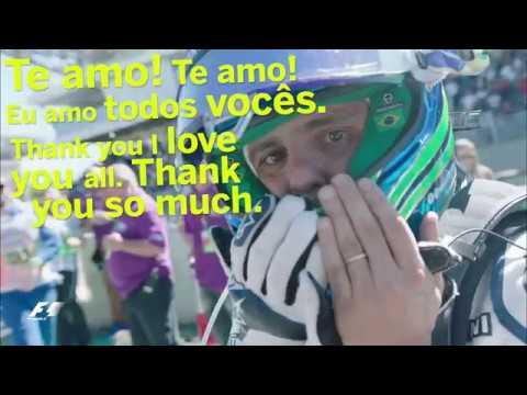 Massa's Emotional Farewell In Brazil | F1 Best Team Radio 2017