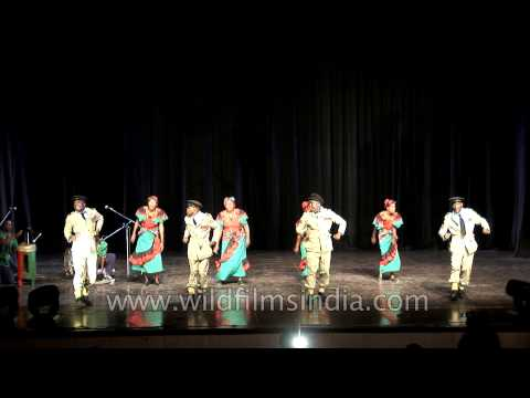 """""""Aka Kwacha"""" national dance troupe from Malawi"""
