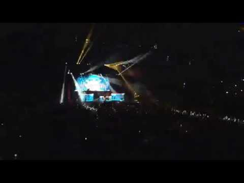 Linkin park - Faint live in mexico city (Arena Ciudad de México) 23 jun 2015