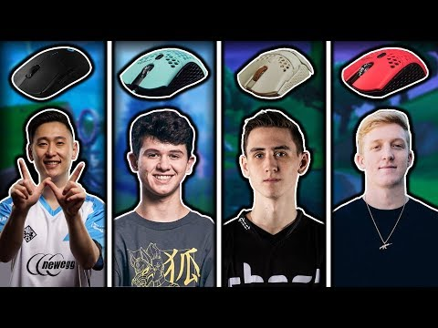 What Mouse The Top 15 Highest Earning Fortnite Players Use!