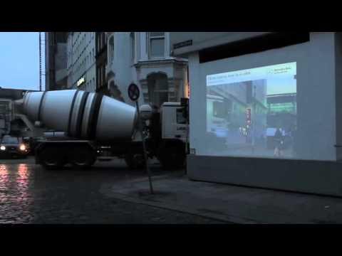 mercedes-benz -- transparent walls. - youtube