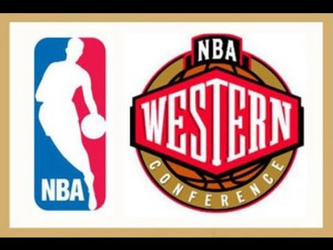 NBA Western Conference Standings Projection