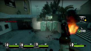 Left 4 Dead 2 - Fried Piper - Achievement Guide Video Walkthrough
