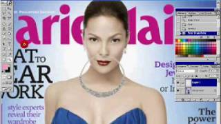 KC Concepcion New Diamond Necklace (Photoshop) Thumbnail