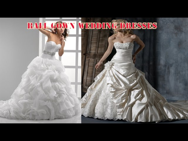 20 Best Ball Gown Wedding Dresses