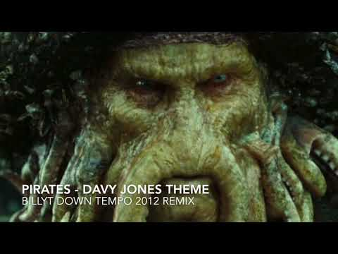 Hanz Zimmer Pirates - Davy Jones Theme (BillyT Down Tempo 2012 remix)