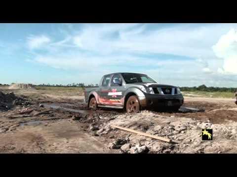Nissan Jurassix Park 4X4 Adventure 2013 in Miri, Sarawak