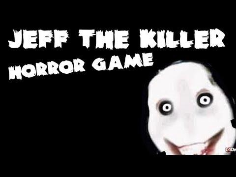 [HORROR GAME] Jeff The Killer [REACTION CAM]