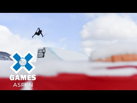 Men's Ski Slopestyle: FULL BROADCAST | X Games Aspen 2018