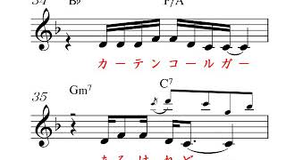 岩出和也 唄、高画質音質、 明日のヒットメロディーの、30年12月号より...