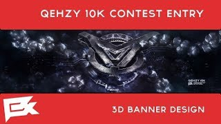 [1st Place] Qehzy 10K Subs Contest | Syn PixeL [WATCH]