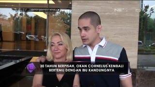 30 Tahun Berpisah, Okan Cornelus Kembali Bertemu Dengan Ibu Kandungnya