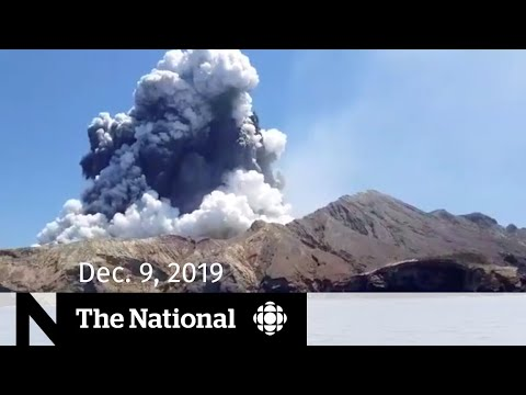 CBC News: The National: The National for Monday, Dec. 9 — Deadly volcanic eruption; Parliament resumes; a look at EV sales