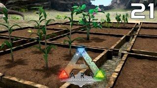 ARK Survival Evolved [#21] Farma roślin