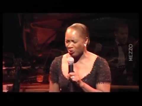 Barbara Hendricks chante Gershwin à L'Olympia de Paris. 2001.