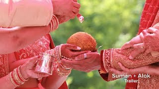 Ann Arbor Marriott Ypsilanti at Eagle Crest Hindu Wedding | Suman + Alok Trailer