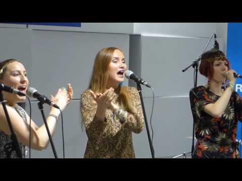 Tuuletar - Tuu Kerää (EBU WOMEX Radio Live Studio Concert In Spain, 20.10.2016)