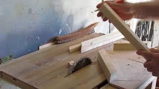 как сделать рамку для холста своими руками