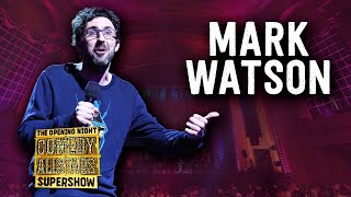 Mark Watson - Opening Night Comedy Allstars Supershow 2018